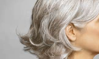 Why does hair turn grey why does