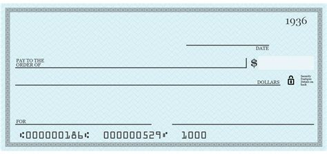 How To Write A Check Taylor Marek Personal Check Template Pdf