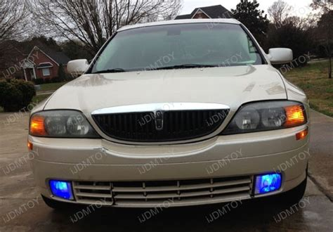 What Are Fog Ls For Car by Lincoln Ls Blue Led Fog Light Bulbs Will Get You Noticed