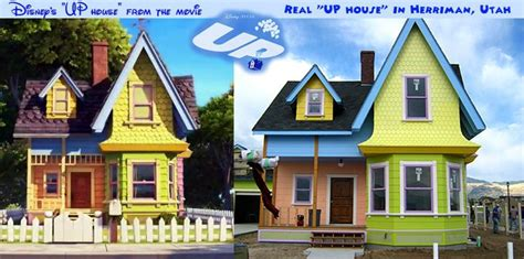 up house disney the quot up quot house herriman utah atlas obscura