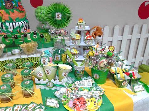 como decorar un salon de selva fiestas tem 225 ticas bcn kits de fiesta imprimibles kit de