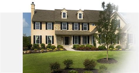 southdown homes new homes in chester county luxury community french creek village new home