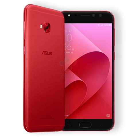 Asus Zenfone 4 Selfie 4 64 Dual Selfie W Softlight New asus zenfone 4 and zenfone 4 selfie duo leak in