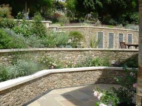 Paving Designs For Patios Garden Wall In Guildford Pc Landscapes