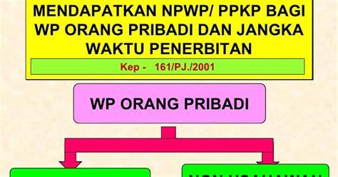 prosedur membuat npwp pribadi berbagi informasi syarat lengkap npwp bagi wajib pajak