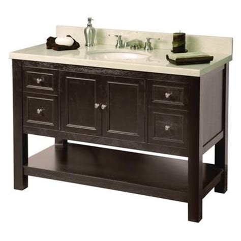 Home Depot 48 Inch Vanity by 31 Best Images About Bathroom On Small