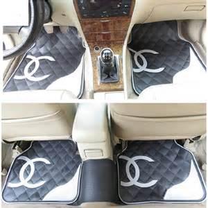Floor Mats For Cars Carpet Buy Wholesale Funky Automobile Chanel Universal Automotive