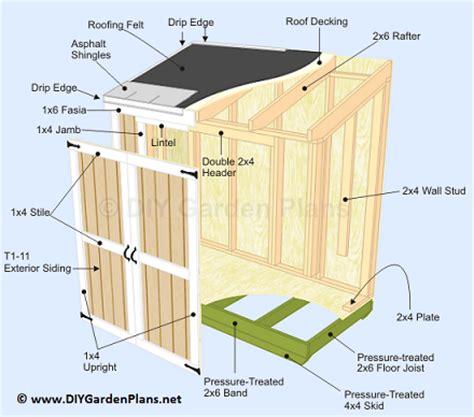 Storage Shed Plans Pdf by Free 10x10 Storage Shed Plans Pdf