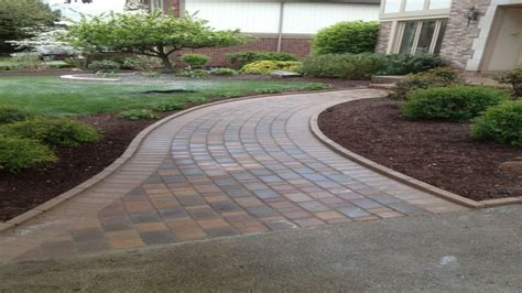 brick walkways designs paver patterns for walkways brick
