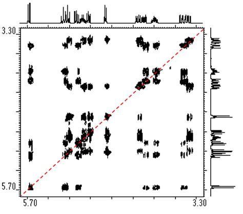 organic spectroscopy international tocsy
