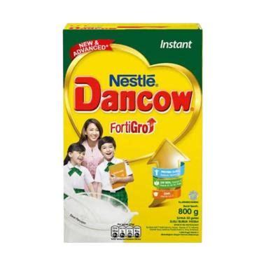 Dancow Fortigro 800 G jual dancow instant terbaru harga murah blibli