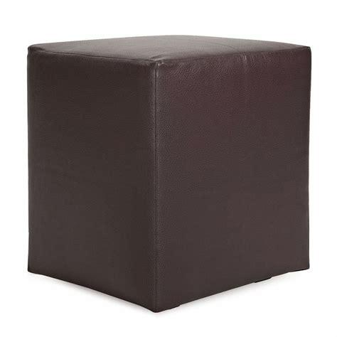 Black Cube Ottoman Avanti Black Universal Cube Ottoman 128 194 Howard Elliot