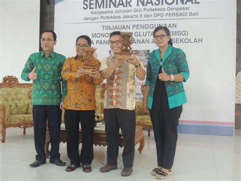 Perundang Undangan Pangan Terbaru politeknik kesehatan denpasar 187 seminar nasional tinjauan penggunaan monosodium glutamat msg