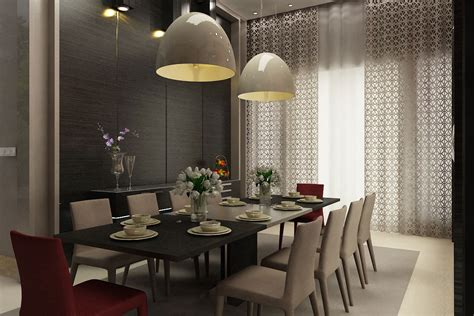 Modern Pendant Lighting Dining Room Modern Dining Room Pendant Lighting Design Houseofphy