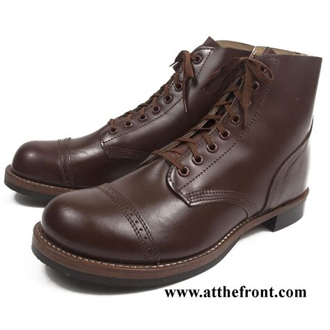 boot and shoe service us wwii service shoes type ii made in usa atf