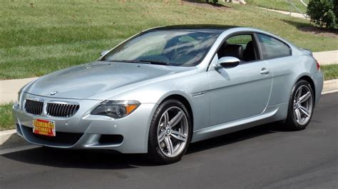 2007 bmw m6 2007 bmw for sale to purchase or buy flemings ultimate garage classic muscle