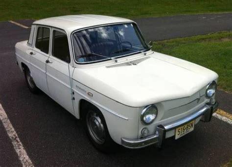 renault cars 1965 52k mile survivor 1965 renault r8 1100 bring a trailer