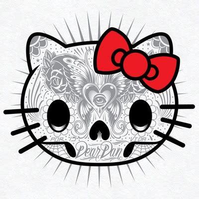 imagenes de kitty mexicana 97 mejores im 225 genes de calaveras en pinterest calaveras