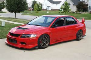 Mitsubishi Evolution 2003 2003 Mitsubishi Lancer Evolution Information And Photos