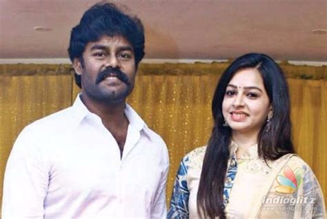 serial actress divya rk suresh r k suresh finds his life partner in actress divya