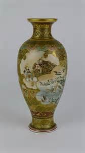 antiques atlas quality signed 19th c japanese satsuma vase