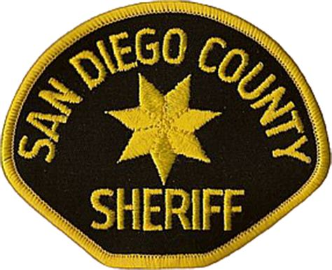 County Sheriffs Office by San Diego County Sheriff S Department