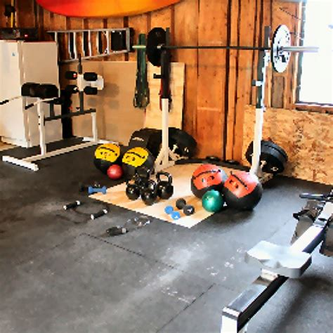 crossfit home fitness