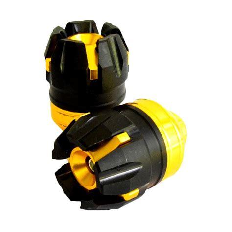 Probolt Gold Yamaha Nmax jual raja motor aksesoris motor tutup as roda cnc yamaha