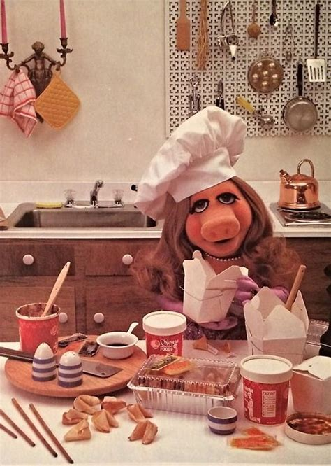 In The Kitchen With Miss Piggy by 17 Best Images About Miss Piggy Muppets On