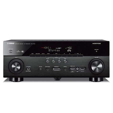 yamaha rx a740 7 1 aventage home theatre receiver home