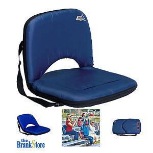 most comfortable bleacher seats folding bleacher seat portable stadium chair my pod seats