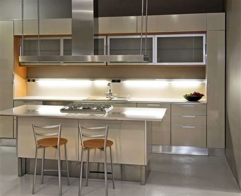 Stainless Kitchen Cabinet Doors by Aluminum Frame Vivaro 171 Aluminum Glass Cabinet Doors