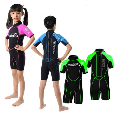 Divers Holster Neoprene 3mm 1 slinx 2mm neoprene shorty wetsuit for boy rash guard