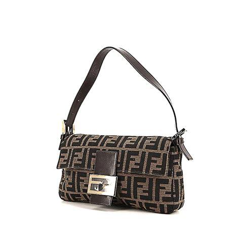 Fendi Baguette Leather 7808h fendi baguette handbag 338664 collector square
