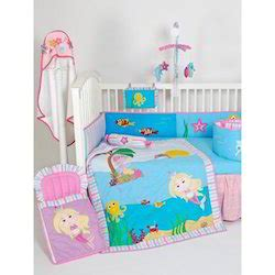 mermaid crib bedding set mermaid nursery bedding thenurseries