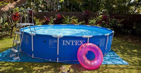 piscine hors sol rectangulaire 623 piscine ovale tubulaire prix