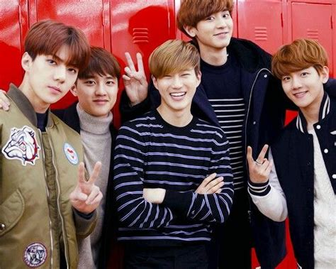 naskah film exo next door sehun d o suho chanyeol and baekhyun on quot exo next