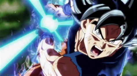 imagenes de goku kamehameha dragon ball super episode 129 leaks otakukart