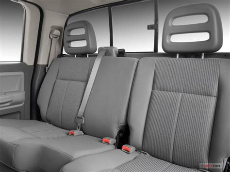 dodge dakota bench seat 2007 dodge dakota interior u s news world report