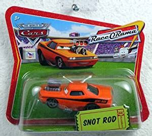 Mattel Disney Pixar Cars 1 Snot Rod With Flames Tuners Item 2013 buy snot rod snotrod disney pixar cars 1 55 scale card edition mattel to find