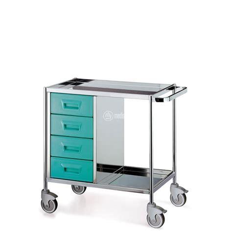 carrello con cassetti carrello medicale con cassetti in varie misure