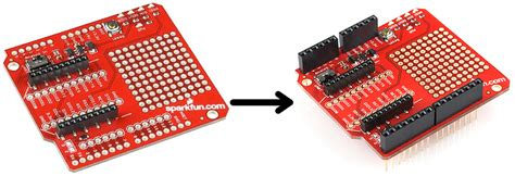 arduino assembly tutorial xbee shield hookup guide learn sparkfun com