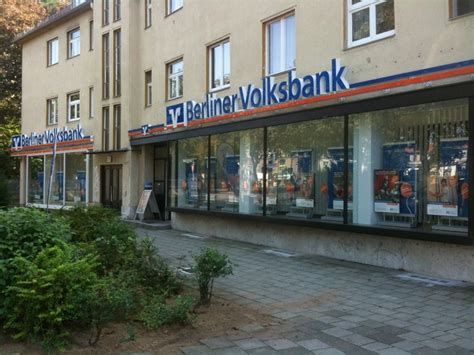 berliner bank frohnau berliner volksbank ludolfingerplatz bank in berlin