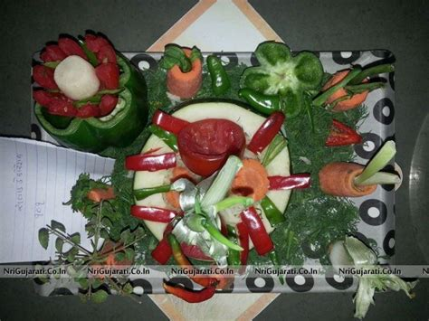 Vegetable Salad Decoration Ideas by Indian Vegetable Salad Decoration Ideas Design Photos