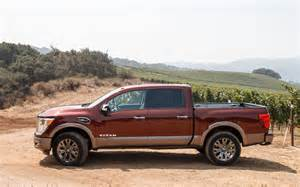 Nissan Titan 2017 Nissan Titan Giving It All Nissan S Got Picture