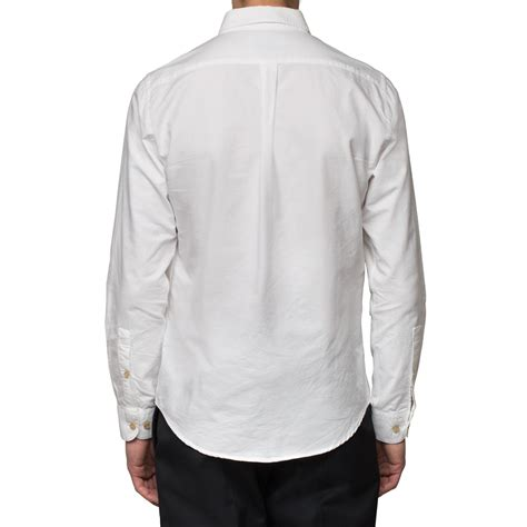 Promo Fashion White Flanel portuguese flannel white videira shirt in white for lyst