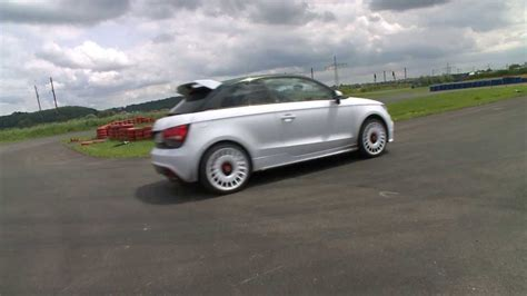 Audi A1 Test by Audi A1 Quattro Test It