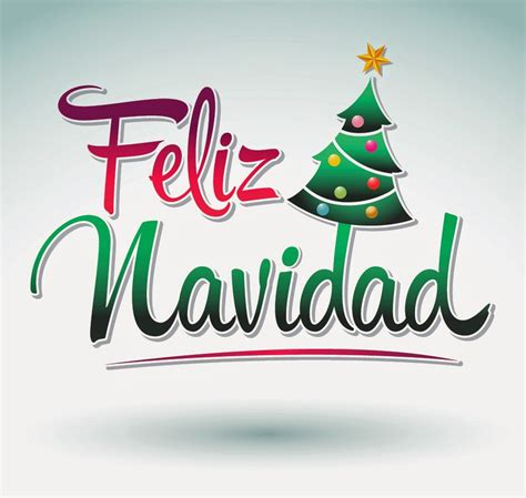 merry christmas  spanish cards