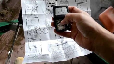 How Do You Program A Chamberlain Garage Door Opener How To Program A Chamberlain Clicker Universal Garage Door Remote