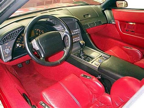 1990 Corvette Interior by 1990 Corvette Interior Corvettes